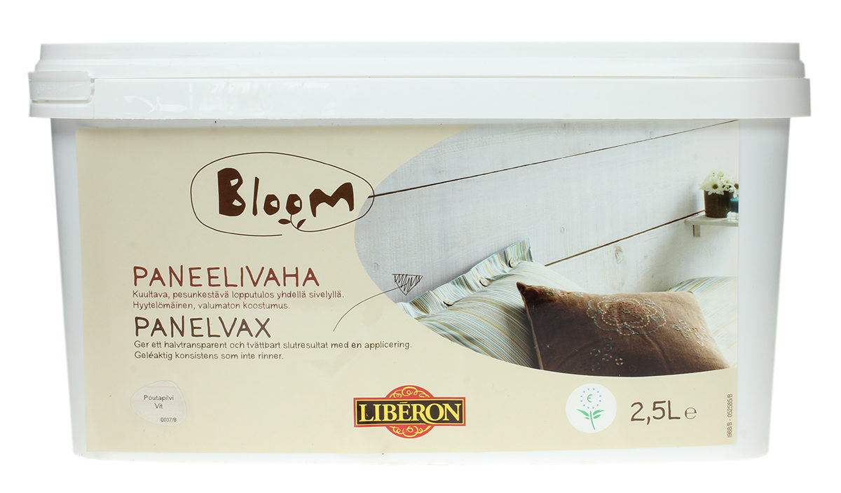 Liberon Bloom Paneelivaha
