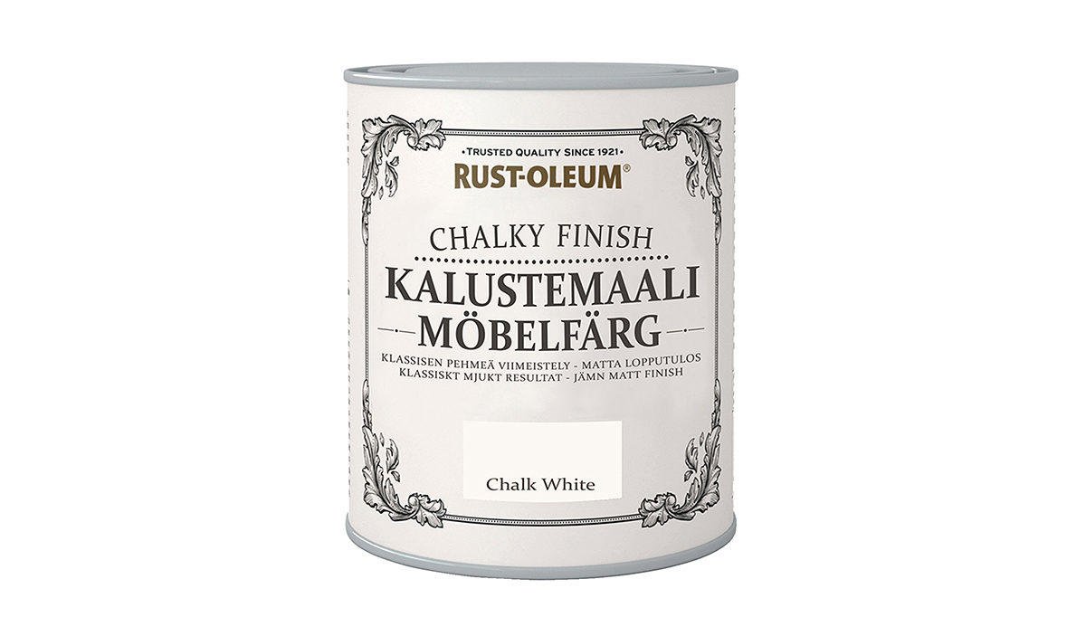 Rust-Oleum® Chalky Finish Kalustemaali