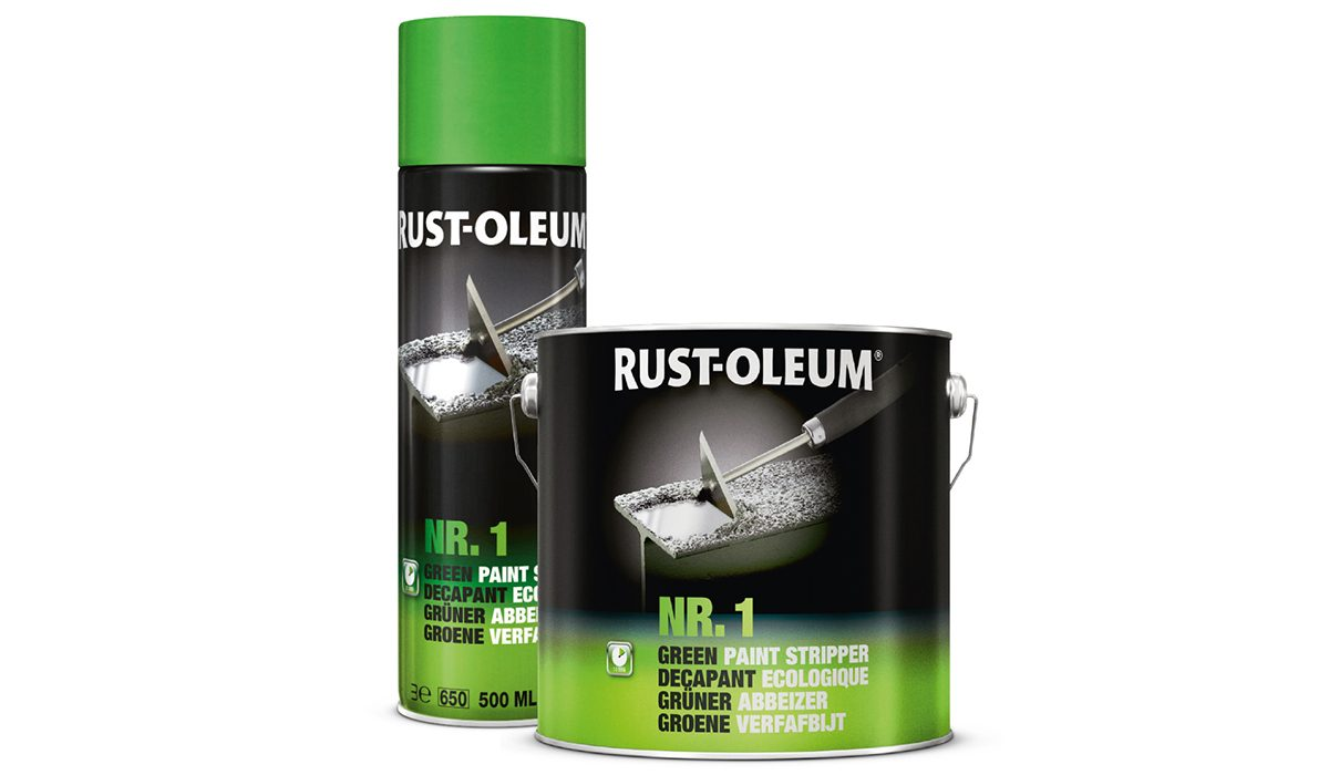 Rust-Oleum® Nr. 1 Green Paint Stripper maalinpoistoaine
