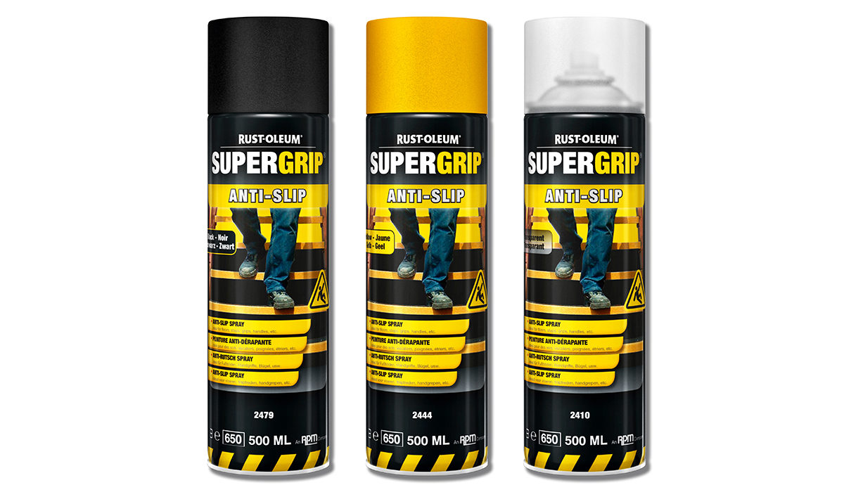 SuperGrip™ Anti-Slip Liukuestespray
