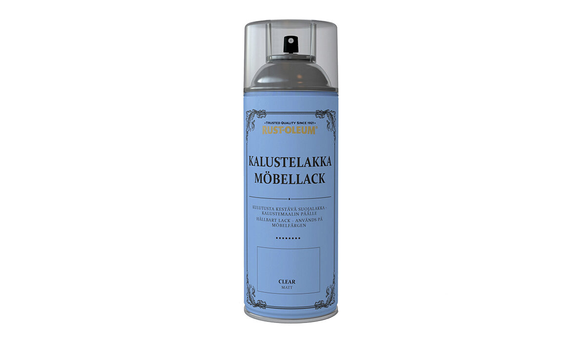 Rust-Oleum® Kalustelakka spray